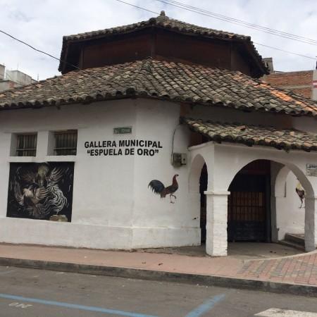 Gallera Municipal (Cantón Cayambe)